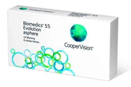 BIOMEDICS 55 Evolution 6 блистеров
