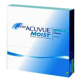 1-Day Acuvue Moist for Astigmatism 90 блистеров