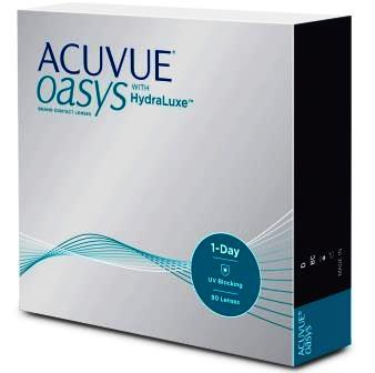 1-Day Acuvue Oasys 90 блистеров